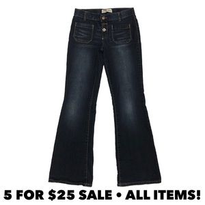 LEI Gabby Flare Jeans